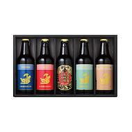 『金しゃちビール』アソート5本セット